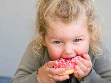 Factores de riesgo de la obesidad infantil