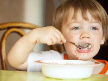 El colegio, un buen aliado de la nutrición infantil