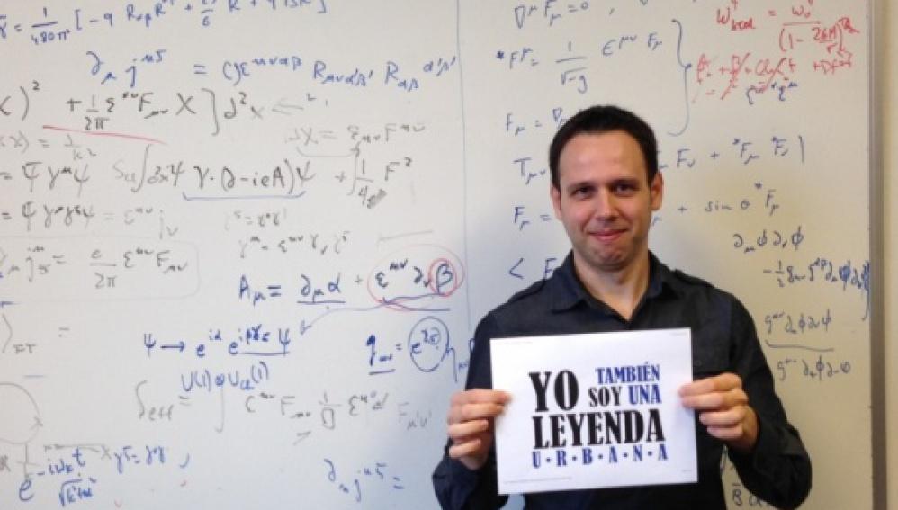 """Los científicos exiliados quieren dejar claro que no son """"una leyenda urbana"""""""