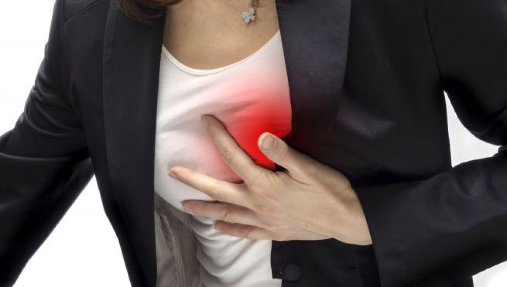 Un 75% de los ataques cardiacos en mujeres podrían evitarse