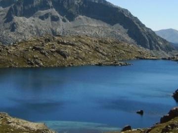Gento, el lago más frió de España