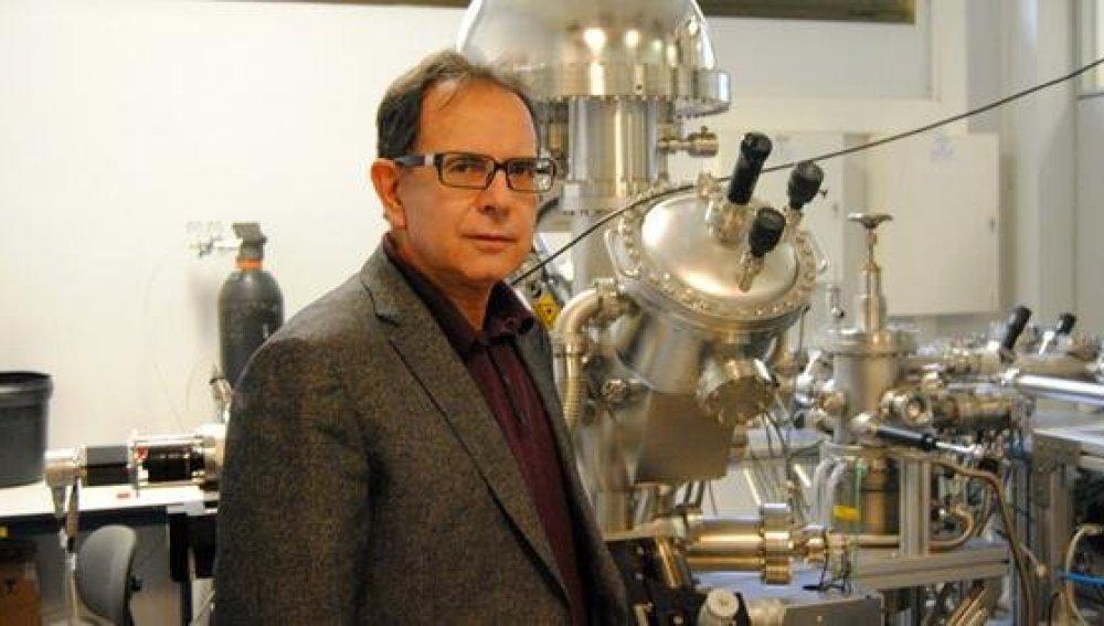 El premio Príncipe de Asturias de Investigación Científica y Técnica 2014, Avelino Corma