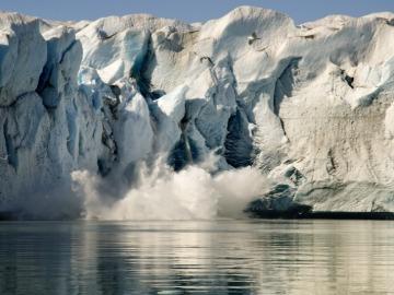 Un deshielo en Groenlandia hace 8.000 años elevó el mar 16 cm