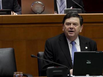 Manuel López, presidente de la Conferencia de Rectores (CRUE)