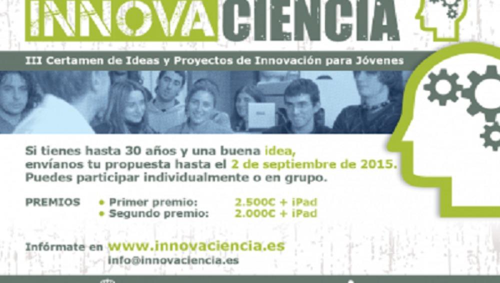 'Innovaciencia', un certamen para dar a conocer el talento de jóvenes científicos
