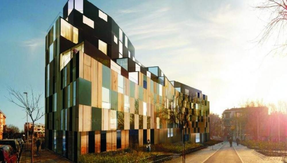 ¿Cómo se puede reducir el gasto energético de un edificio hasta un 75%?