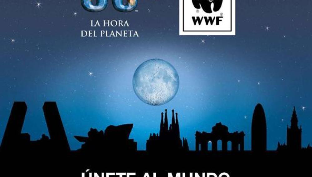 Madrid acoge 'La Hora del Planeta' con música y baile
