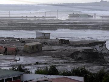 Chile, en estado de excepción por las inundaciones (27-03-2015)