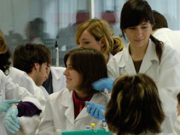 El CSIC organiza una jornada para promover las vocaciones científicas