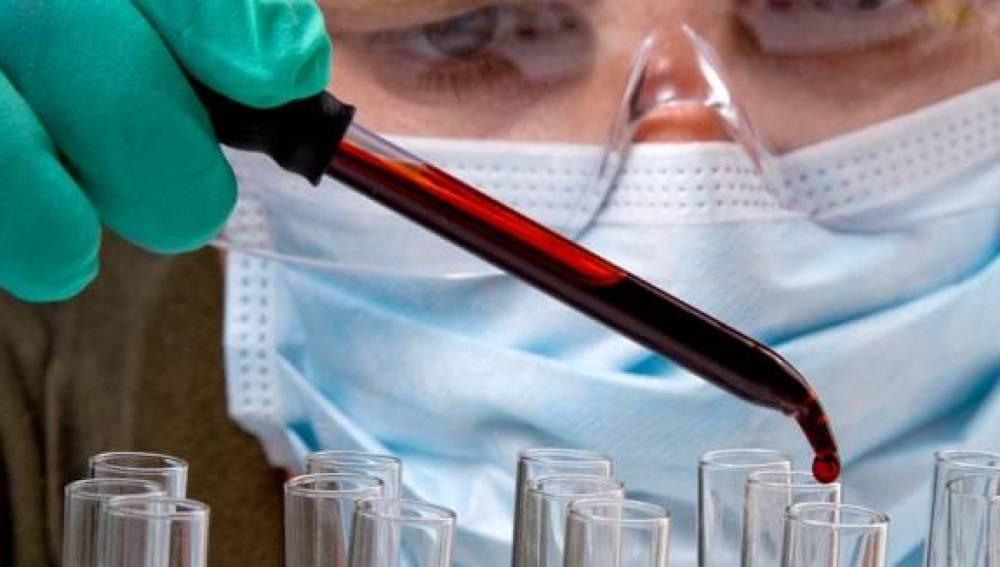 Una gota de sangre para descubrir los virus que han infectado a una persona