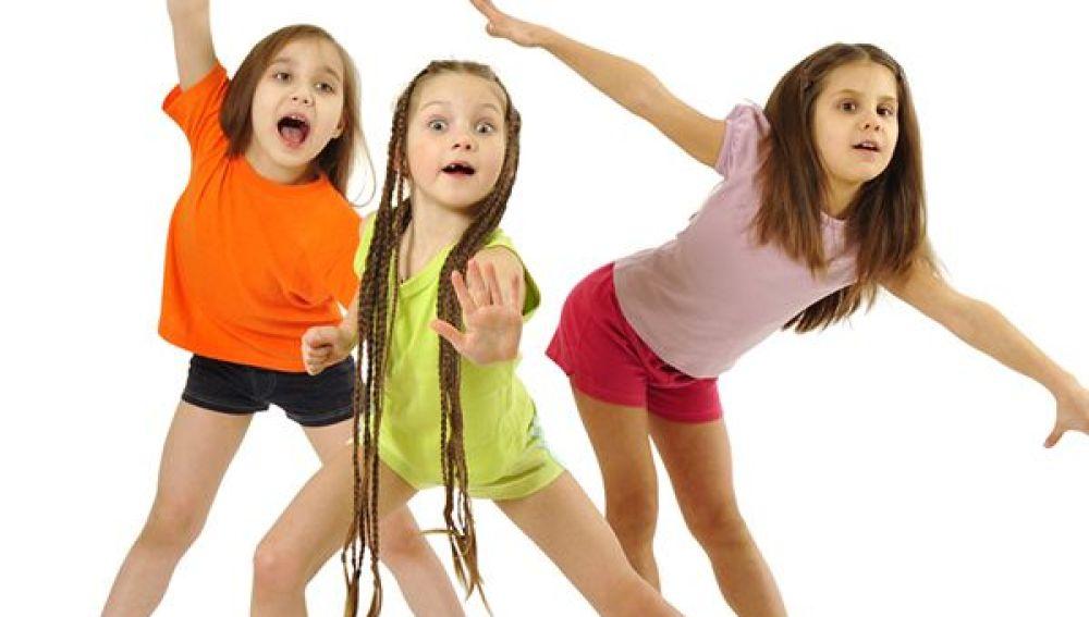 Descubrimos los beneficios que tiene el baile en los niños
