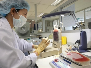 Diseñan un anticuerpo artificial que podría combatir la leucemia