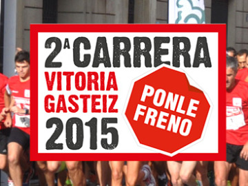Super Carrera Ponle Freno Vitoria 2015