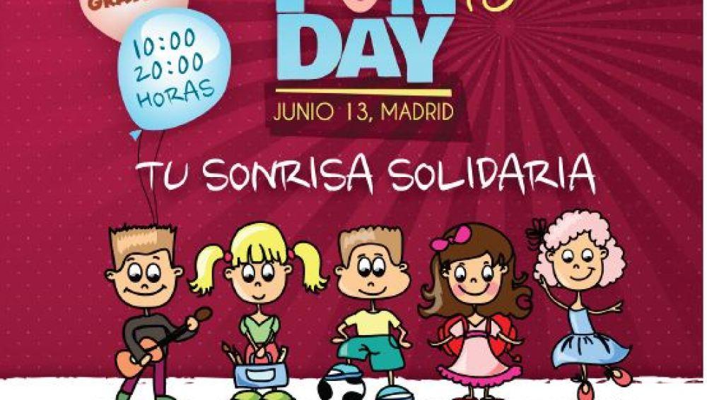 FunDay, un evento familiar para ayudar a niños que padecen enfermedades neuromusculares genéticas