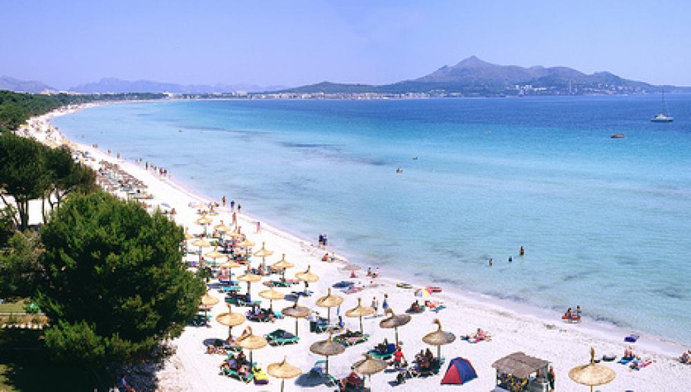 Playa de Alcúdia (Mallorca)