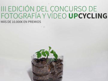 Abierta la convocatoria para la III Edición del concurso de fotografía y vídeo Upcycling