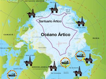 Descubrimos los detalles del futuro 'Satuario del Ártico'