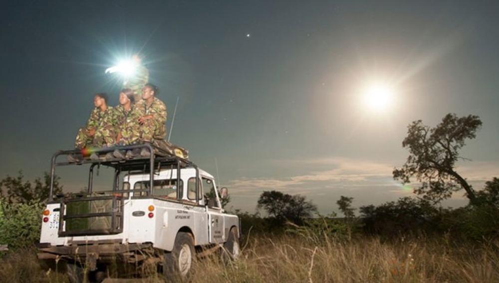 Las 'Black Mambas', un grupo de mujeres que lucha contra la caza furtiva