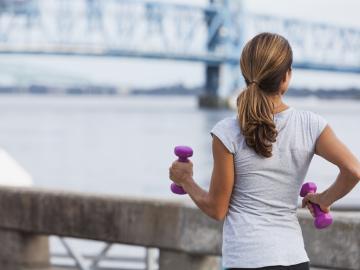 ¿Una píldora que sustituya al ejercicio físico?