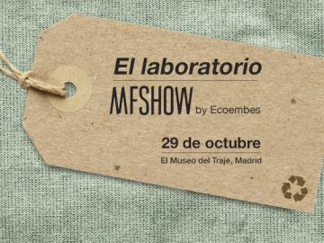 Ecoembes y MFSHOW organizan el primer encuentro sobre moda y reciclaje