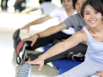Los ejercicios preferidos en el gimnasio