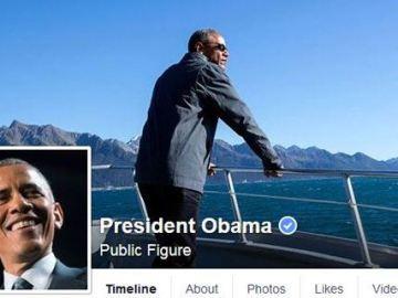 Barack Obama estrena perfil en facebook para impulsar la lucha contra el cambio climático