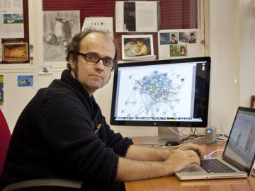 Óscar Fernández-Capetillo, Premio Carmen y Severo Ochoa de Investigación en Biología Molecular 201