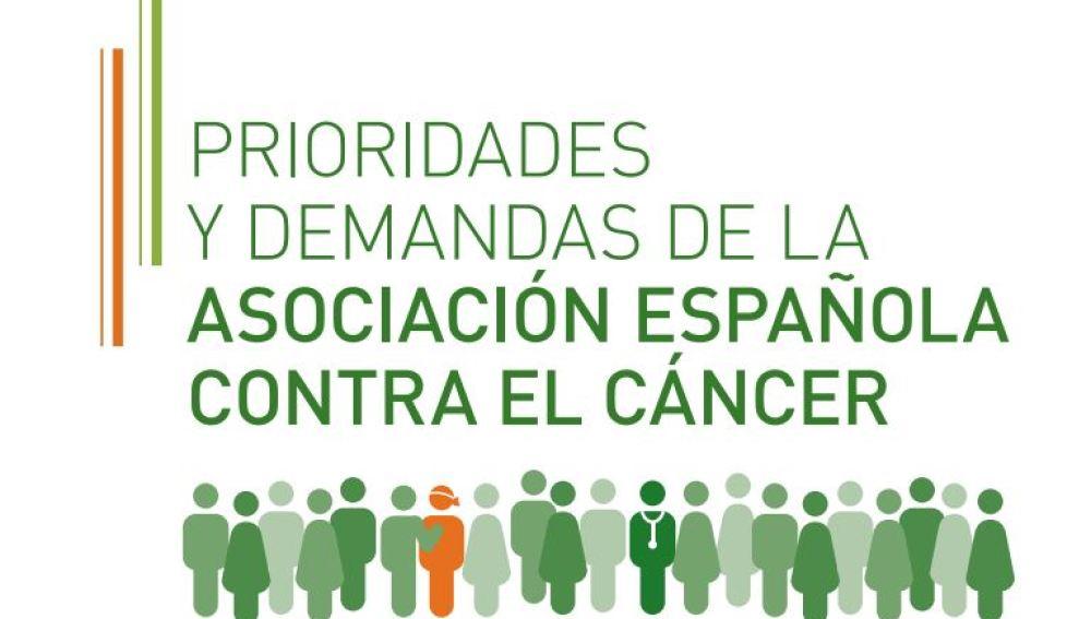 La AECC reclama a los partidos políticos que un compromiso con los afectados de cáncer forme parte de sus programas electorales