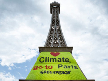 Madrid en marcha para la cumbre del clima de París
