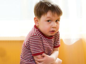 Alimentos para aliviar el dolor de estómago de los niños
