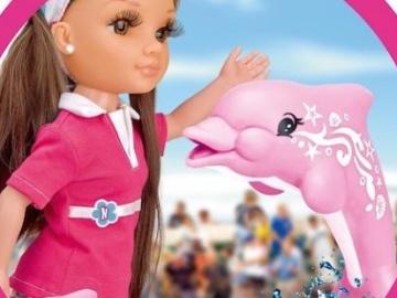 La muñeca Nancy se convierte en 'rescatadora de delfines'