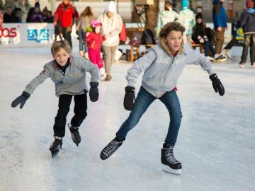 Beneficios del patinaje sobre hielo