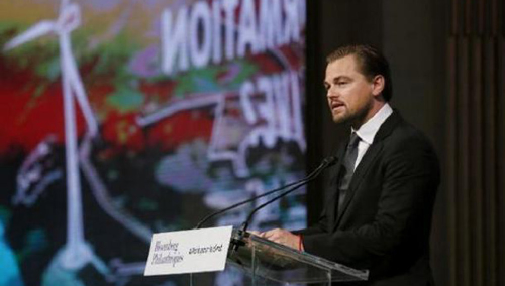 Rostros conocidos se unen en París para luchar contra el cambio climático