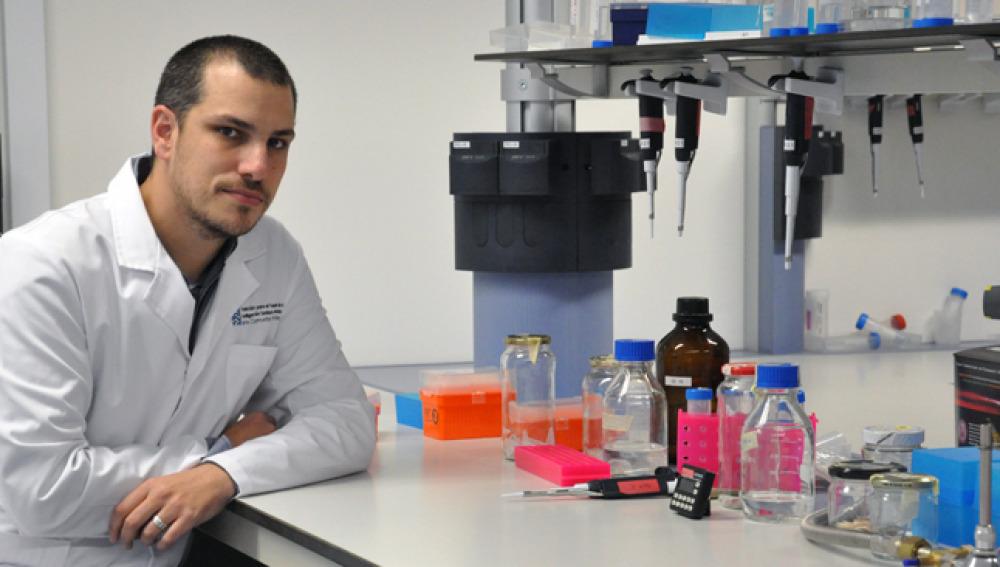 Iñaki Comas, científico español