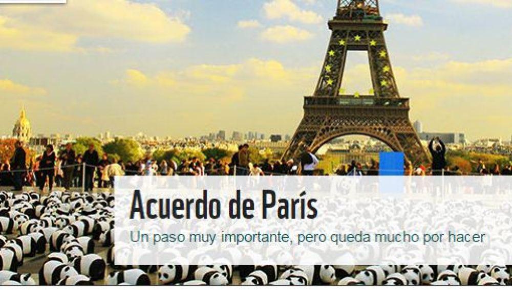 """WWF : """"El nuevo acuerdo para luchar contra el cambio climático debe ser continuamente fortalecido'"""