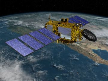 El satélite Jason-3