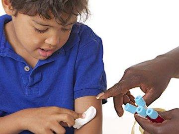 Qué indica un análisis de sangre en los niños