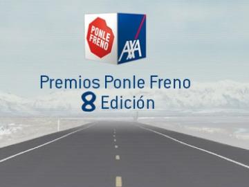 Super Premios Ponle Freno 8 edición