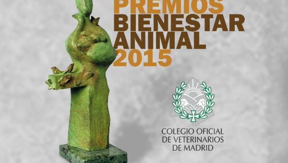 La productora de la película 'Truman' recibe el premio al bienestar animal 2015