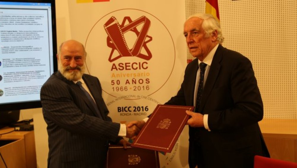 La Asociación Española de cine científico quiere mostrar al exterior el cine español relacionado con la ciencia