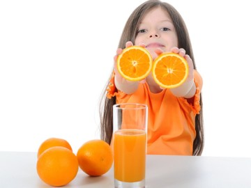 ¿Conoces los beneficios del zumo de naranja?
