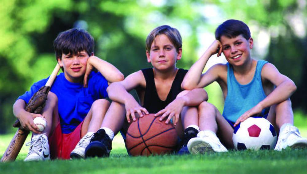 La actividad física en la adolescencia, un hábito saludable