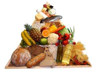 Decálogo para una buena alimentación