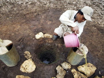 Irán busca en España soluciones para hacer frente a su problema con el agua