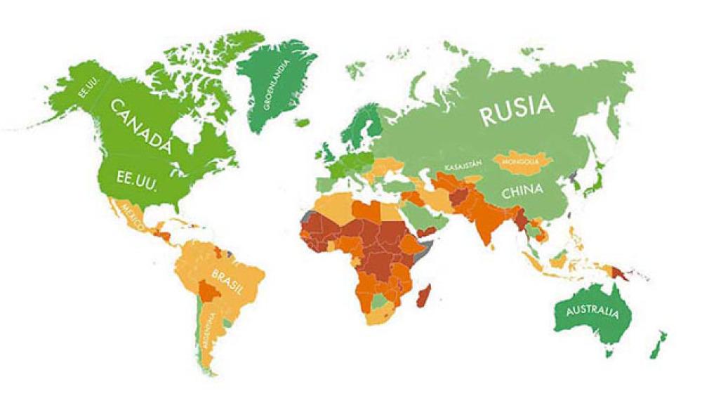 Cómo afecta el cambio climático en el mundo