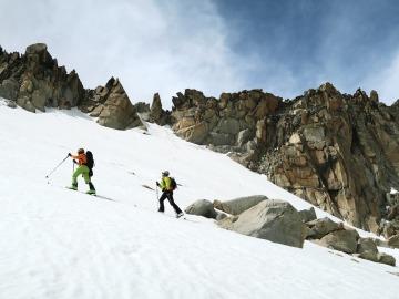 Los glaciares del Pirineo comienzan a desparecer como consecuencia del calentamiento global