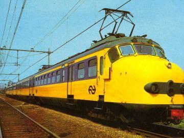 Los trenes holandeses funcionarán con energía eólica
