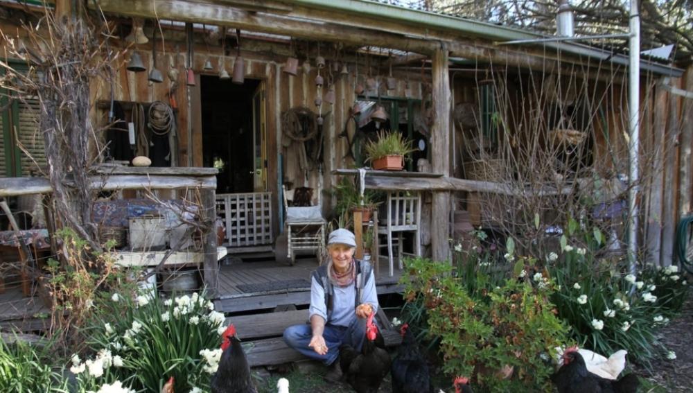 Jill Redwood, una mujer que lo deja todo para unirse a la  naturaleza
