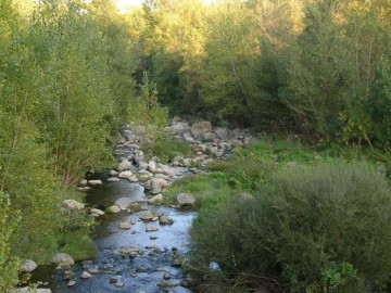 Río Fluvia, Cataluña