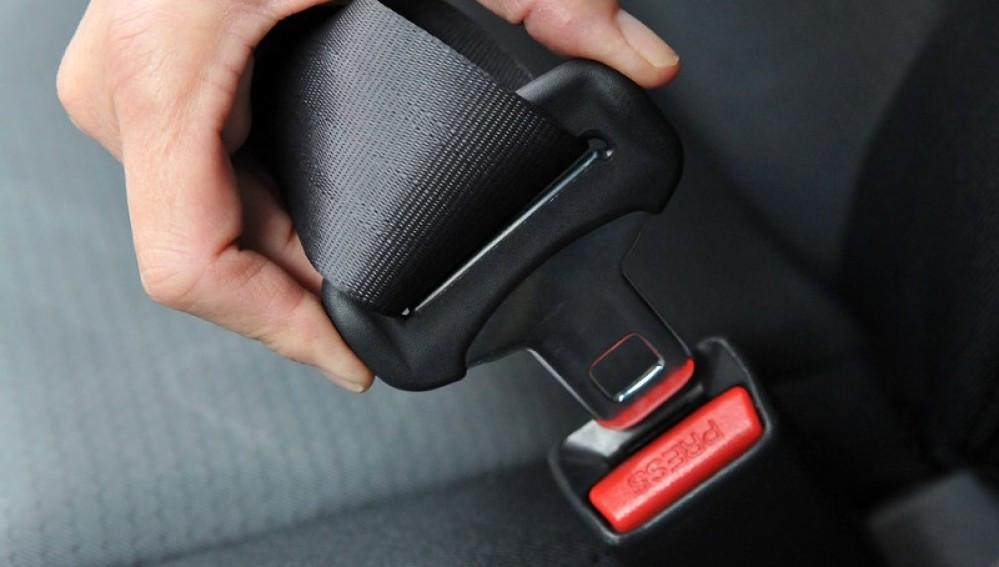 El uso del cinturón de seguridad